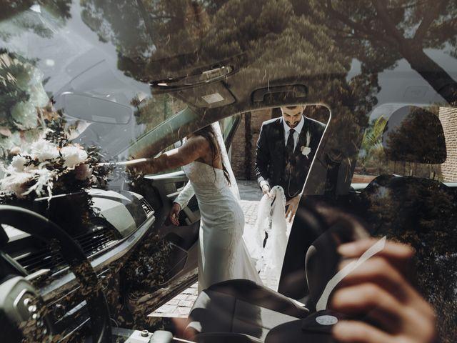 Il matrimonio di Salvatore e Martina a Mentana, Roma 9