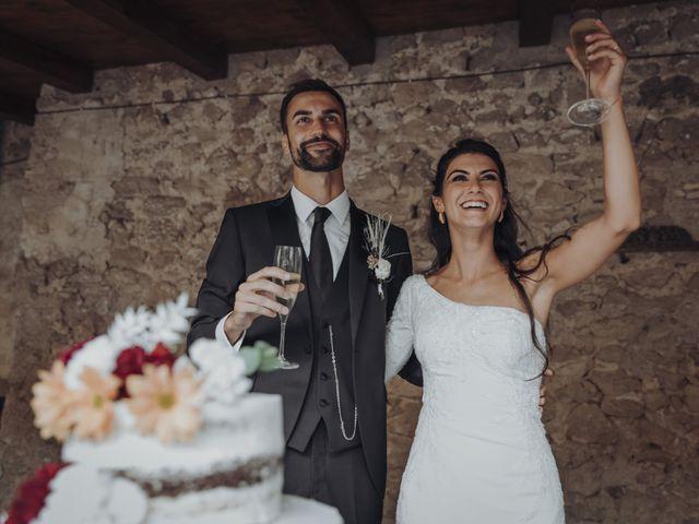 Il matrimonio di Salvatore e Martina a Mentana, Roma 37