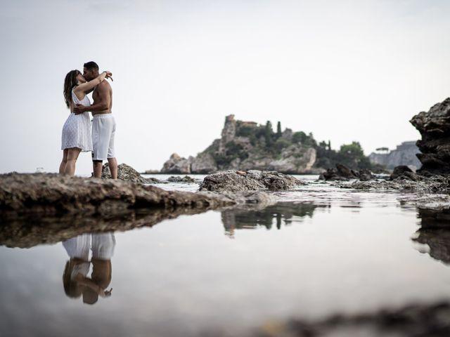 Il matrimonio di Paola e Omar a Bronte, Catania 8