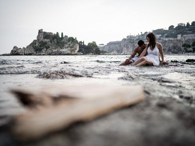 Il matrimonio di Paola e Omar a Bronte, Catania 13