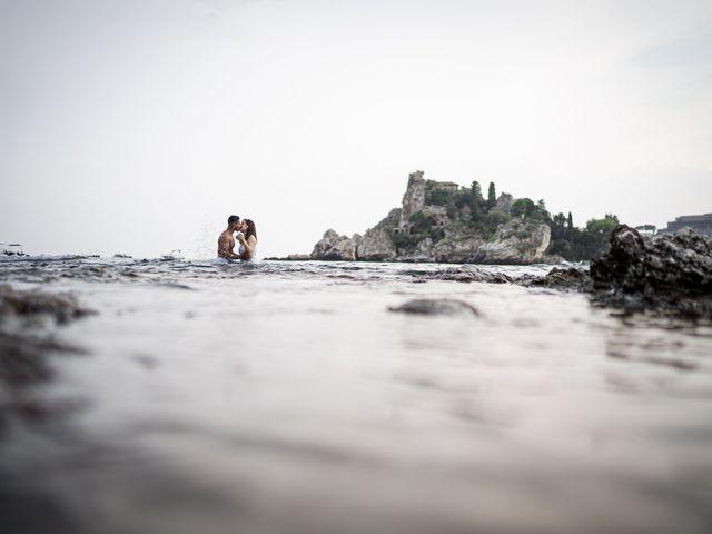 Il matrimonio di Paola e Omar a Bronte, Catania 14