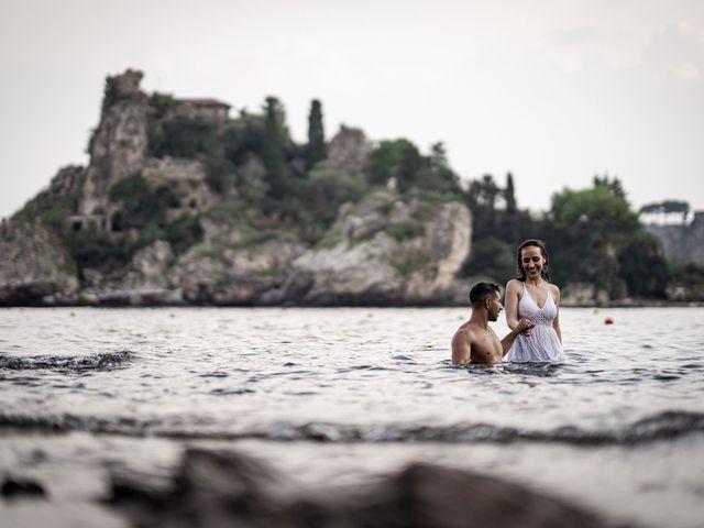 Il matrimonio di Paola e Omar a Bronte, Catania 15