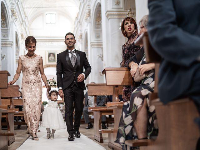 Il matrimonio di Paola e Omar a Bronte, Catania 44