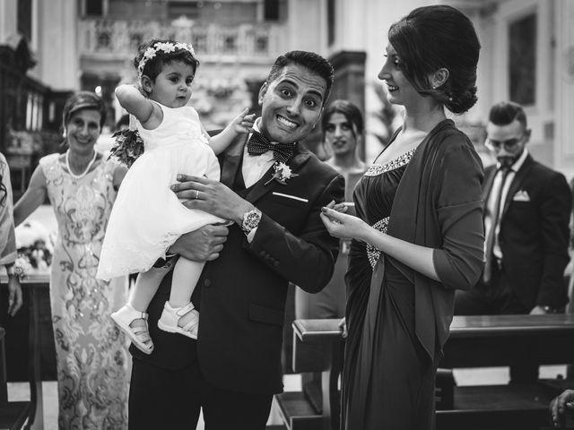 Il matrimonio di Paola e Omar a Bronte, Catania 46