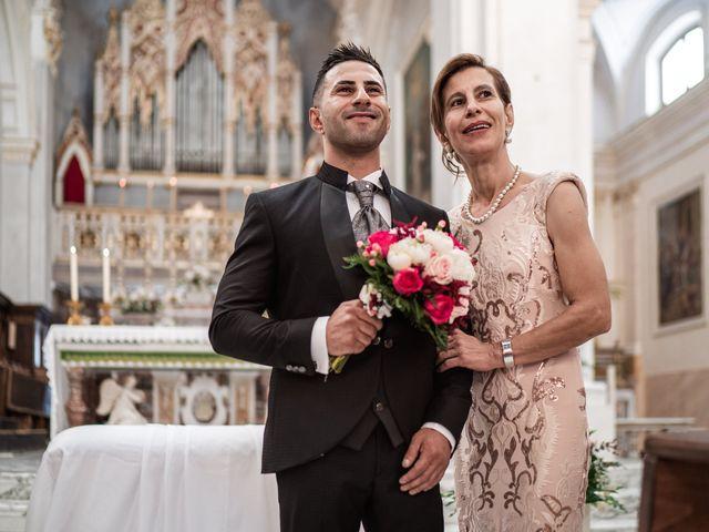Il matrimonio di Paola e Omar a Bronte, Catania 47