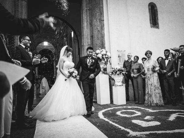Il matrimonio di Paola e Omar a Bronte, Catania 55