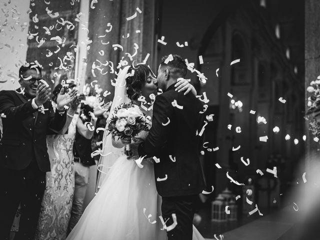 Il matrimonio di Paola e Omar a Bronte, Catania 57