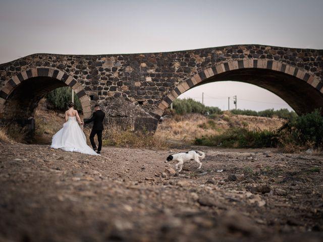 Il matrimonio di Paola e Omar a Bronte, Catania 61