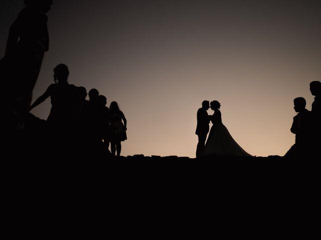 Il matrimonio di Paola e Omar a Bronte, Catania 3