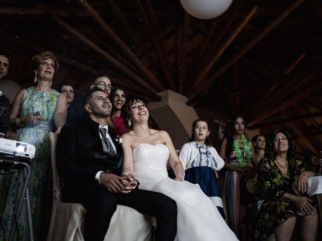Il matrimonio di Paola e Omar a Bronte, Catania 77