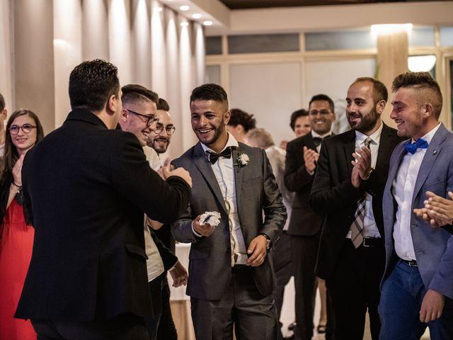 Il matrimonio di Paola e Omar a Bronte, Catania 81