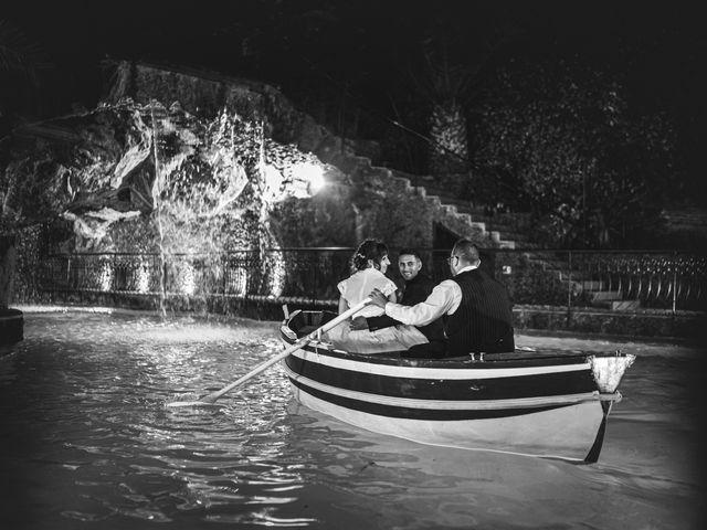 Il matrimonio di Paola e Omar a Bronte, Catania 83
