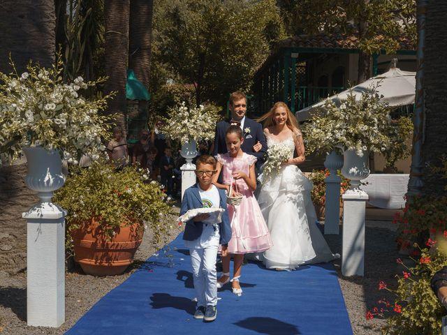 Il matrimonio di Joel e Laura a Formia, Latina 20
