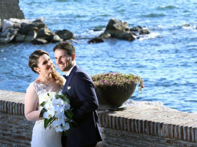 le nozze di Rosaria e Giovanni