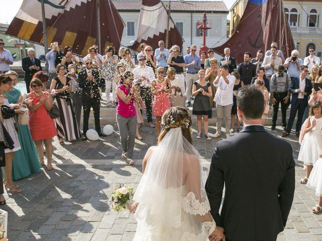Il matrimonio di Antonio e Laura a Cesenatico, Forlì-Cesena 60