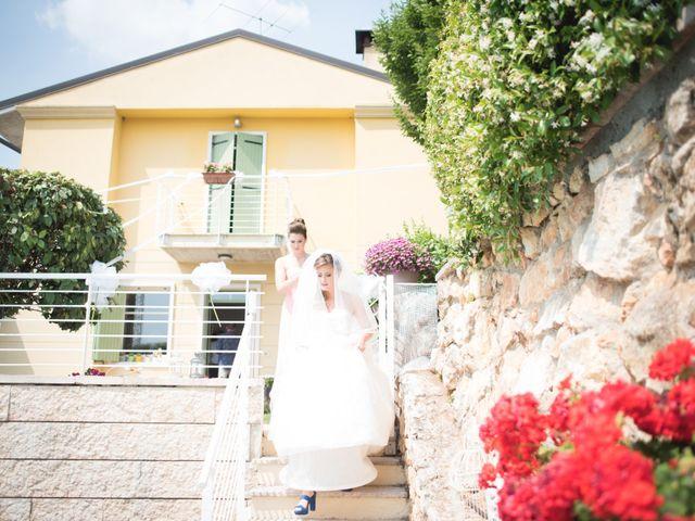 Il matrimonio di Eleonora e Domenico a Verona, Verona 12