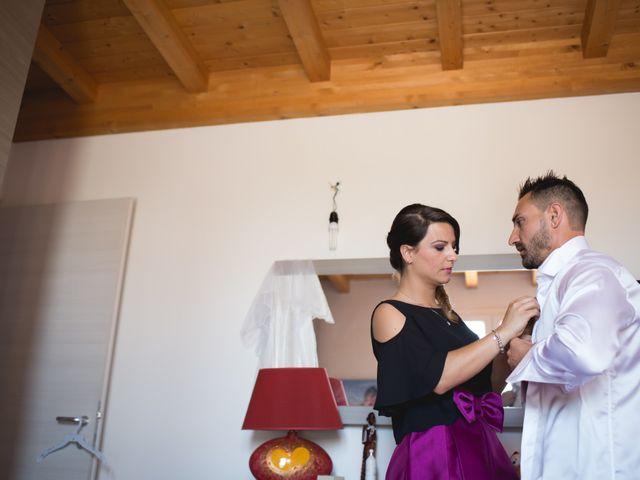 Il matrimonio di Eleonora e Domenico a Verona, Verona 15