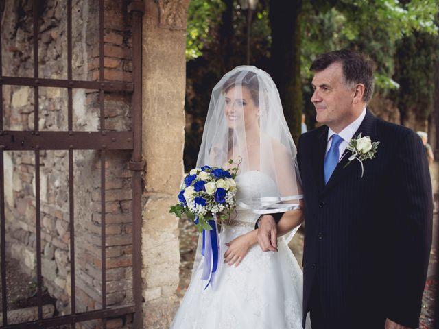 Il matrimonio di Eleonora e Domenico a Verona, Verona 19