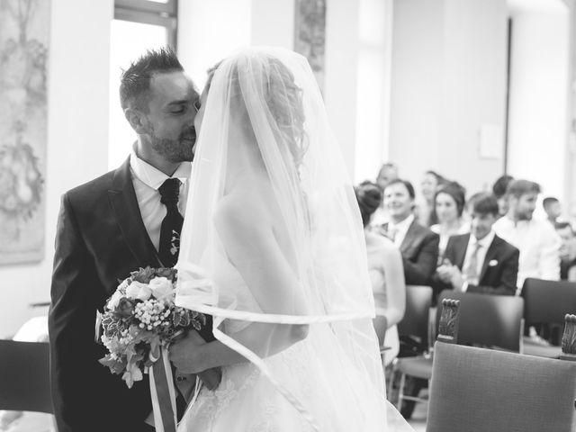 Il matrimonio di Eleonora e Domenico a Verona, Verona 25