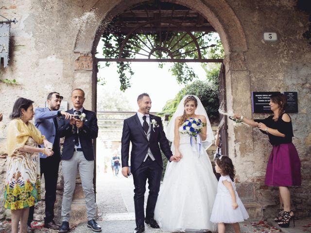 Il matrimonio di Eleonora e Domenico a Verona, Verona 33