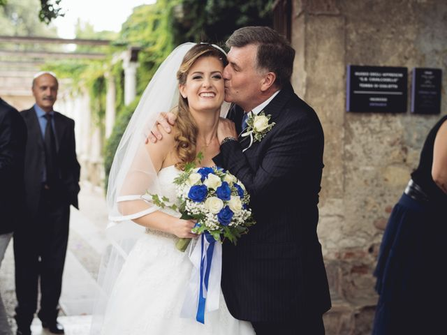 Il matrimonio di Eleonora e Domenico a Verona, Verona 34