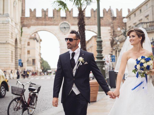 Il matrimonio di Eleonora e Domenico a Verona, Verona 35