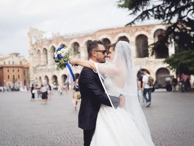 Il matrimonio di Eleonora e Domenico a Verona, Verona 36