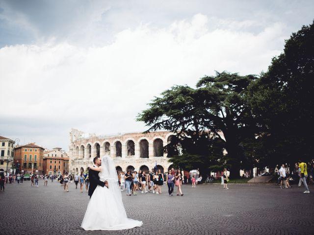 Il matrimonio di Eleonora e Domenico a Verona, Verona 37