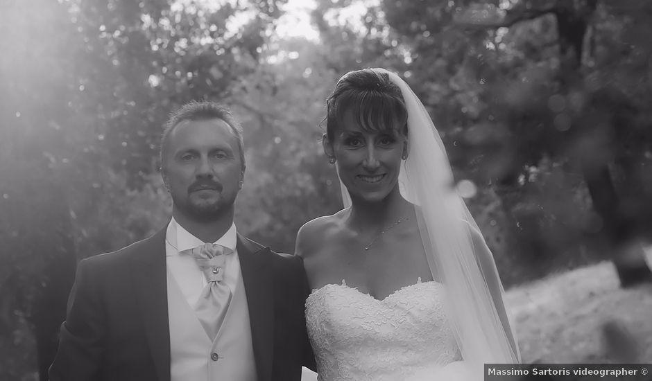Il matrimonio di Massimo e Laura a Brescia, Brescia