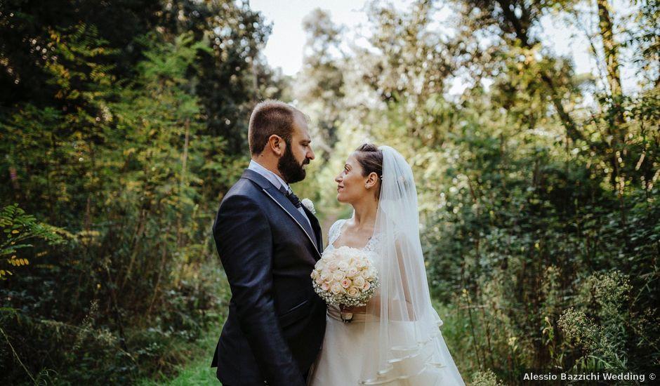Il matrimonio di Arianna e Leonardo a Viareggio, Lucca