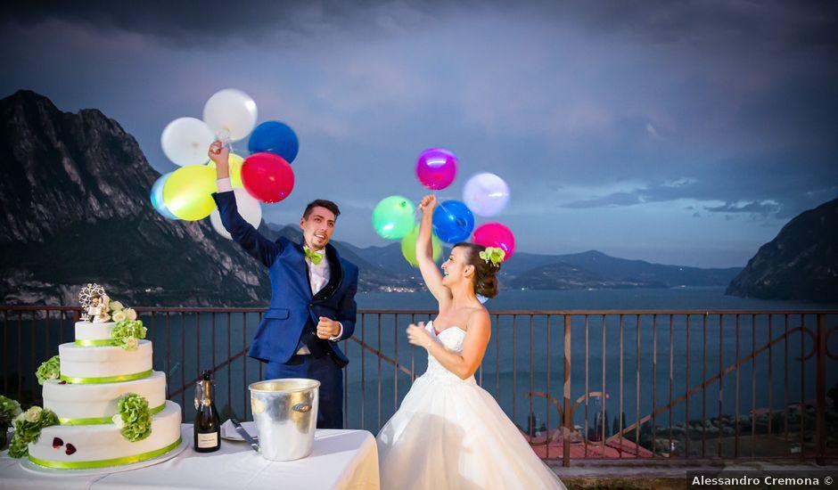 Il matrimonio di Andrea e Marta a Capo di Ponte, Brescia