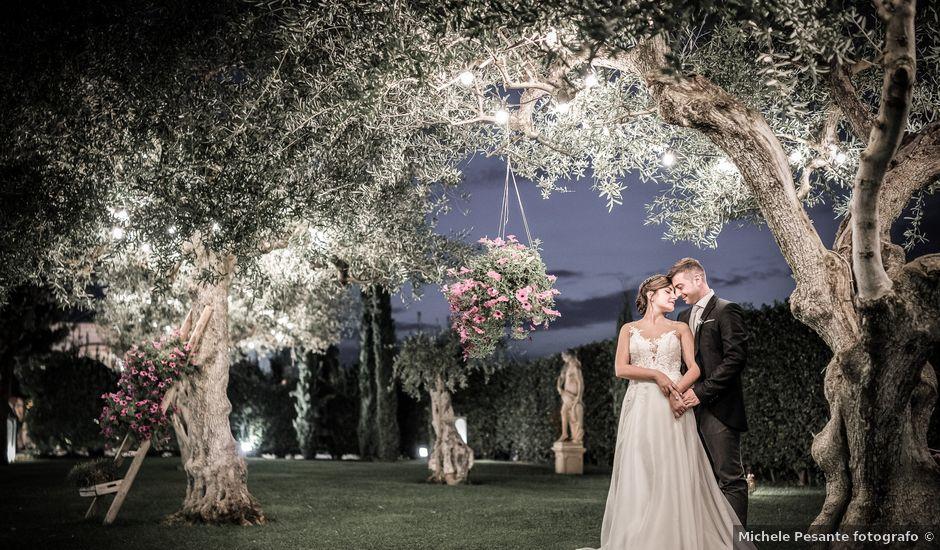 Il matrimonio di Federica e Luca a Foggia, Foggia