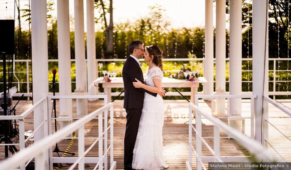 Il matrimonio di Michele e Ilaria a Pavia, Pavia