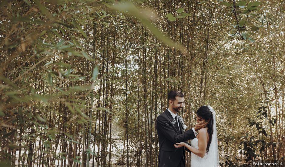 Il matrimonio di Salvatore e Martina a Mentana, Roma
