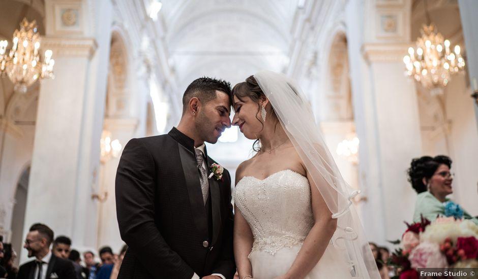 Il matrimonio di Paola e Omar a Bronte, Catania