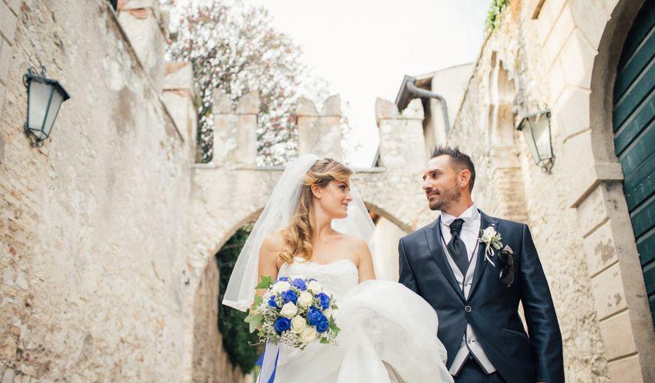 Il matrimonio di Eleonora e Domenico a Verona, Verona