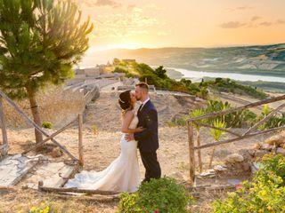 Le nozze di Jennifer e Konrad