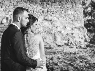 Le nozze di Jennifer e Konrad 1