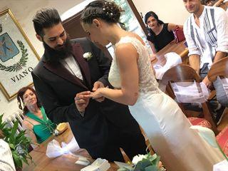 Le nozze di Raffaella  e Puocci  1