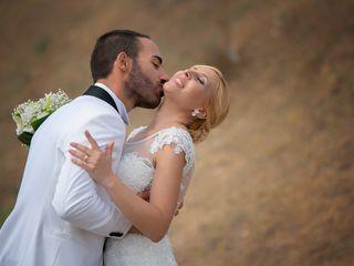 Le nozze di Antonella e Salvatore