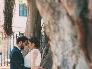 Le nozze di Claudia e Vito 1