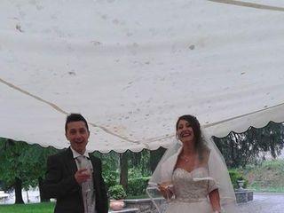 Le nozze di Cinzia Preci e Mauro Ferrari 2
