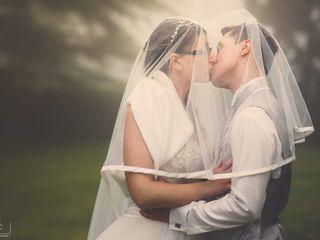 Le nozze di Cinzia Preci e Mauro Ferrari
