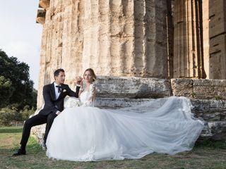 Le nozze di Giusy e Antonello
