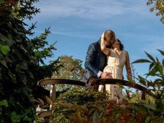 Le nozze di Roberta e Pierluigi