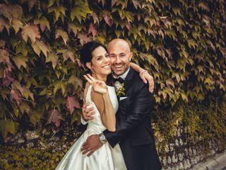Le nozze di Alessandra e Omar