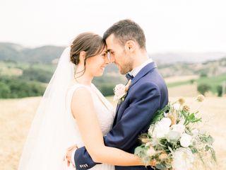 Le nozze di Veronica e Simone