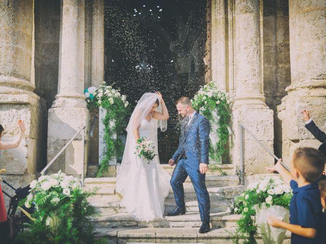 Il matrimonio di Konrad e Jennifer a Caltanissetta, Caltanissetta 12