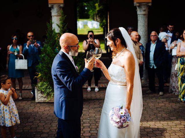 le nozze di Annalisa e Nicola