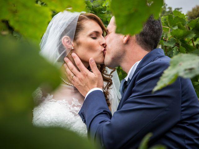 le nozze di Tiziana e Pietro